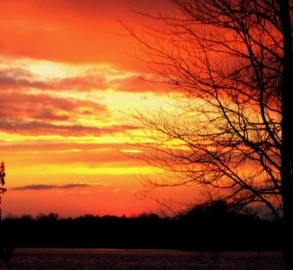 Sunset (Carole-Ann Hayes)