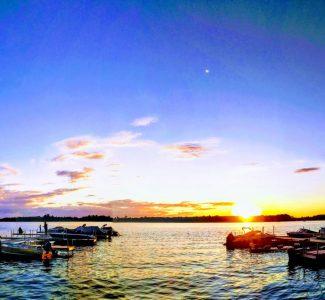 27_Waterfront Sunset